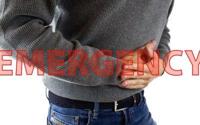 Emergency Diarrhea: Help! my stomach crashes.